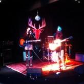 Live at Melodybox. © Karin Agatonne