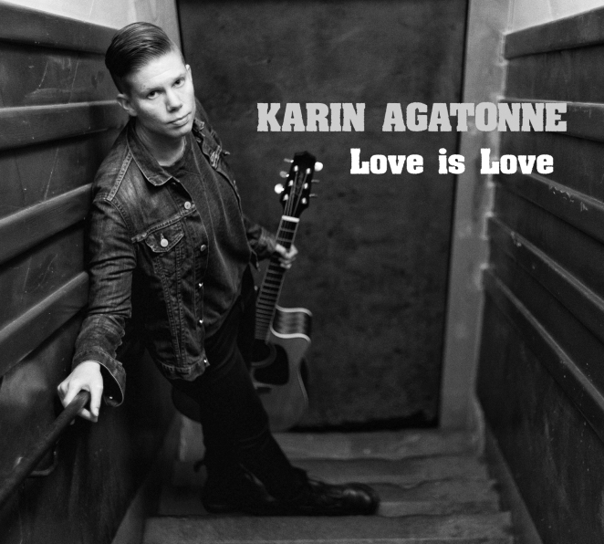 Karin Agatonne_Love is Love FRONT RGB