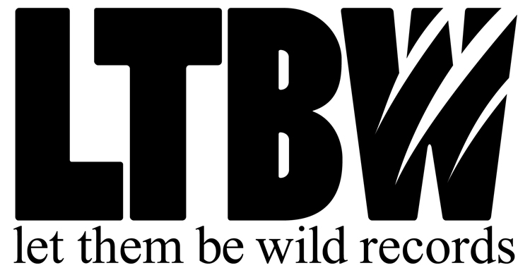 let them be wild records logotype